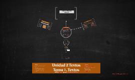 Unidad 2 1 Textos