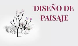paisajismo