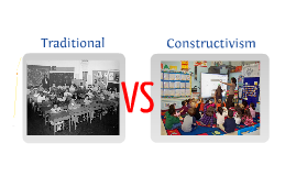 Copy of Classrooms:  Traditional vs. Constructivist