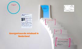 Georganiseerde misdaad in Nederland