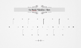 Le Petit Nicolas : Rex