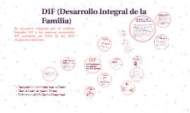 DIF (Desarrollo Integral de la Familia)