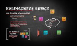Kabihasnang Greece