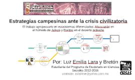 Copy of Copy of Estrategias campesinas ante la crisis civiliztoria