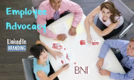 EMPLOYEE ADVOCACY - BNI