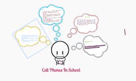 Cell Phones In School