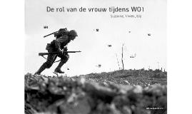 PV Eerste Wereldoorlog