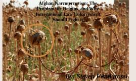 Afghan Narcoterrorism