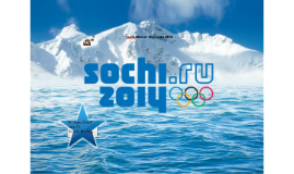 Copy of Sochi Winter Olympic 2014