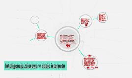 Inteligencja zbiorowa w dobie internetu