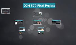 COM 570 Final Project