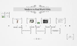 Modern vs Past Work Ethic