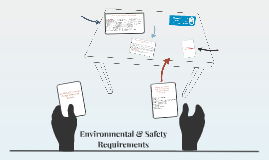 Environmental safety requirements