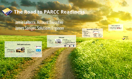 Copy of The Road to PARCC Readiness