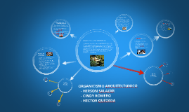 Copy of ORGANICISMO ARQUITECTONICO