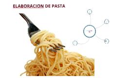 Pasta y Nixtamalización