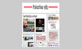 Copy of Palestina & Israël