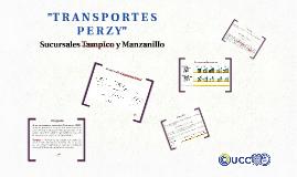 Copy of Copy of TRANSPORTES PERZY