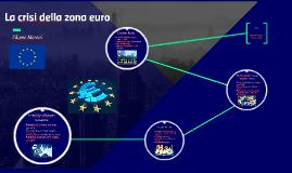 La crisi della zona euro
