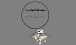 Coal Mining Labour