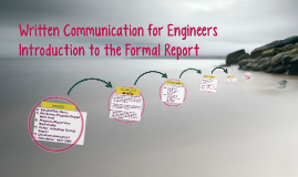 Written Communication for Engineers