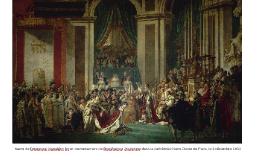 Sacre de l'empereur Napoléon Ier by Jacques-Louis David