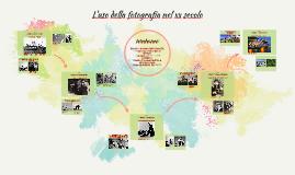 L'uso della fotografia nel xx secolo