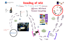 Reading at WSA