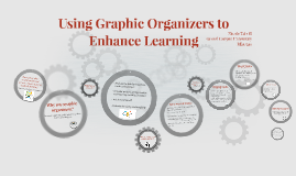 Using Graphic Organizers to Enhance Learning