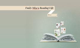 Emily Mize's Reading Life