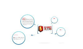 SECURITY IN FIRE