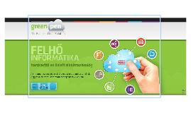 GreenPen Cloud Megoldások short