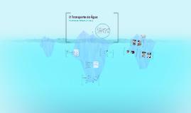 O Transporte da Água