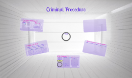Copy of Criminal procedure