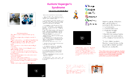 Copy of Autism/Aspergers Syndrome