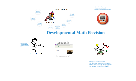 Developmental Math at HFCC