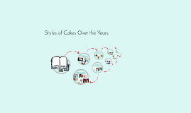 Styles of Cakes Throughout the Years