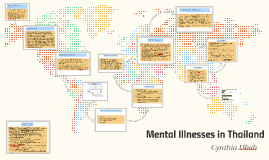 Mental Illnesses in Thailand