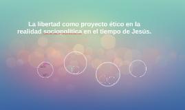 Realidad sociopolítica en tiempos de Jesús