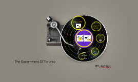 The Government Of Toronto