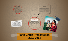 10th Grade Presentation