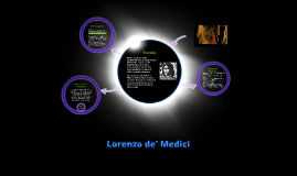 Lorenzo d' Medici