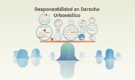 Responsabilidad en Derecho Urbanístico