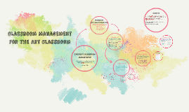 Classroom Management for the Art Classroom