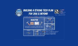 Building A Strong Tech Plan for 2016 & Beyond