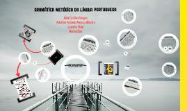 Copy of Gramática Metódica da Língua Portuguesa