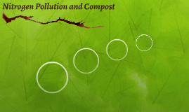 Nitrogen Pollution and Compost