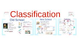Evolution 7:  Classification