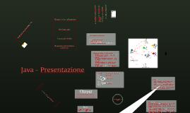 Java - Presentazione