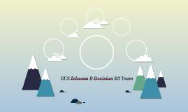 ECS Telecom B Devision B3 Team